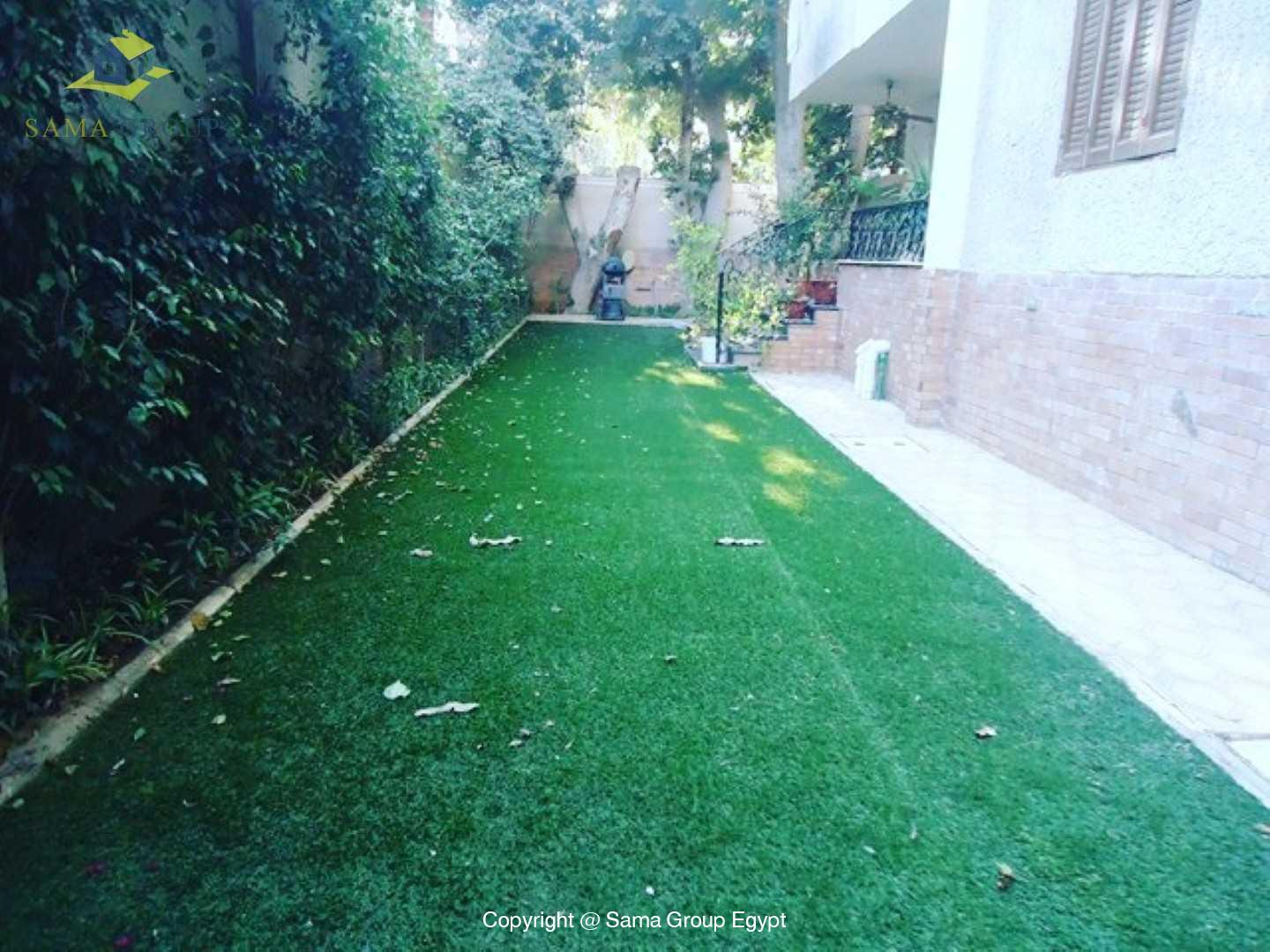 Fully Furnished Ground Floor For Rent In Maadi