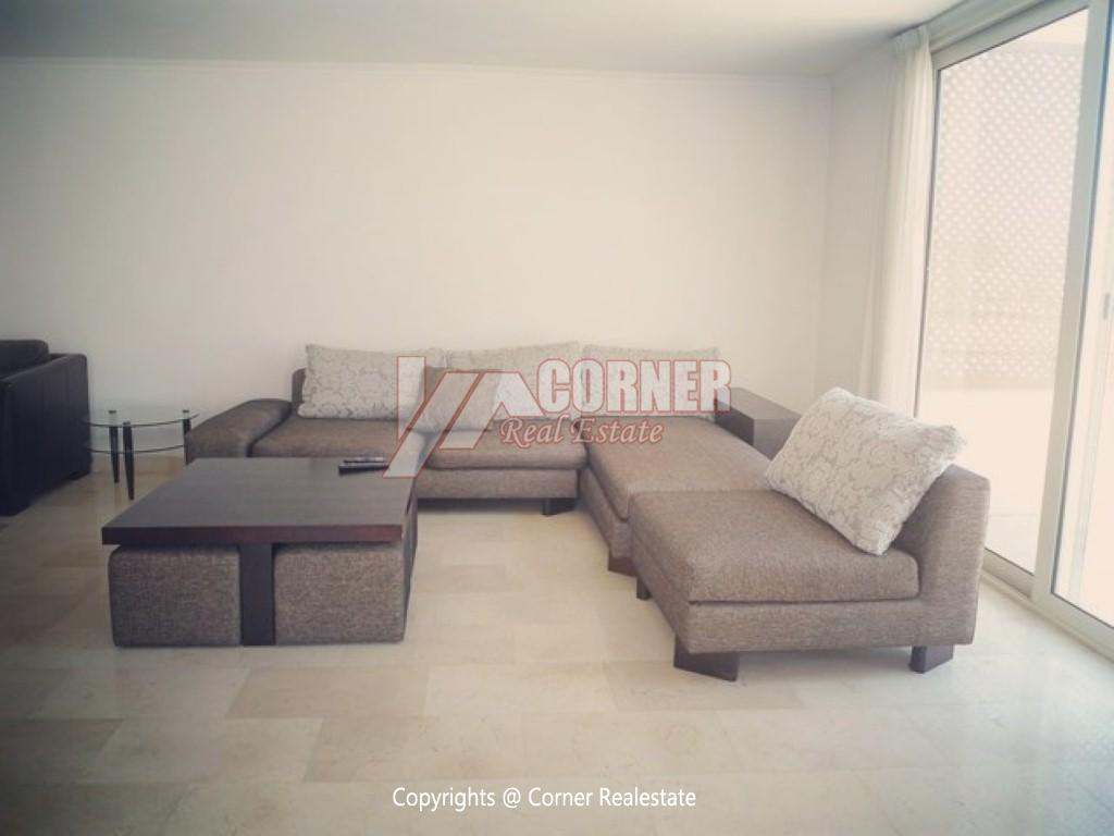 Modern Penthouse For Rent In Maadi Sarayat,Modern Furnished,Penthouse NO #1