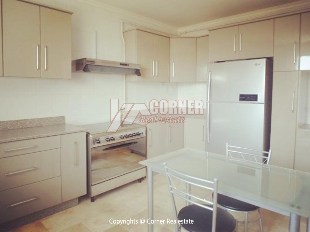 Modern Penthouse For Rent In Maadi Sarayat,Modern Furnished,Penthouse NO #15