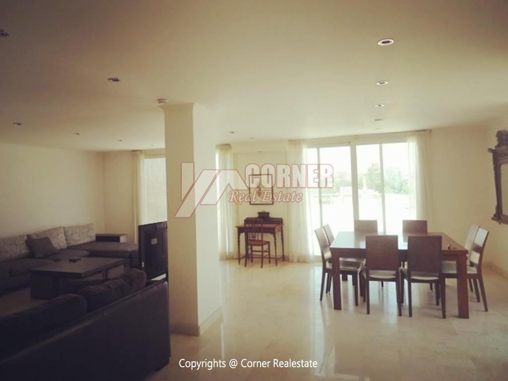 Modern Penthouse For Rent In Maadi Sarayat,Modern Furnished,Penthouse NO #10