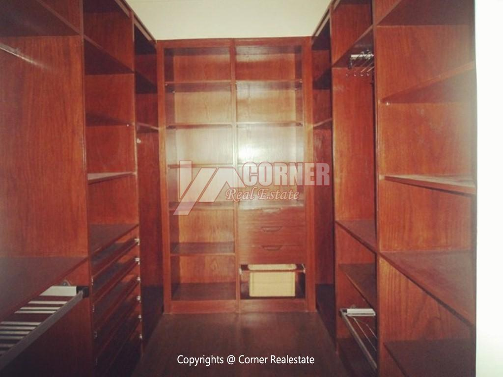 Modern Penthouse For Rent In Maadi Sarayat,Modern Furnished,Penthouse NO #8