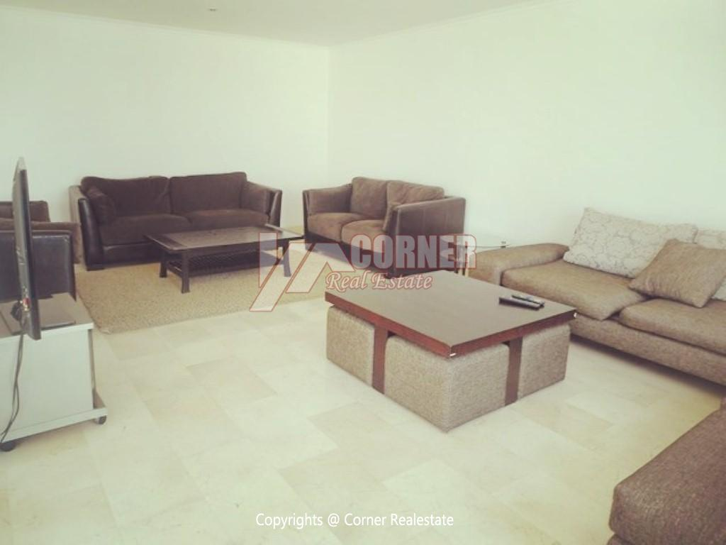 Modern Penthouse For Rent In Maadi Sarayat,Modern Furnished,Penthouse NO #4