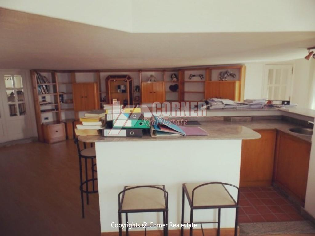 Penthouse With Swimming Pool For Rent In Maadi Sarayat,Modern Furnished,Penthouse NO #29