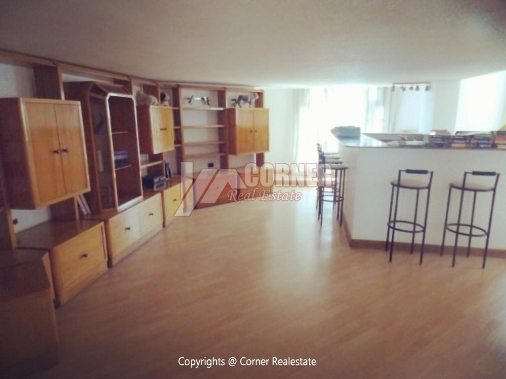 Penthouse With Swimming Pool For Rent In Maadi Sarayat,Modern Furnished,Penthouse NO #18