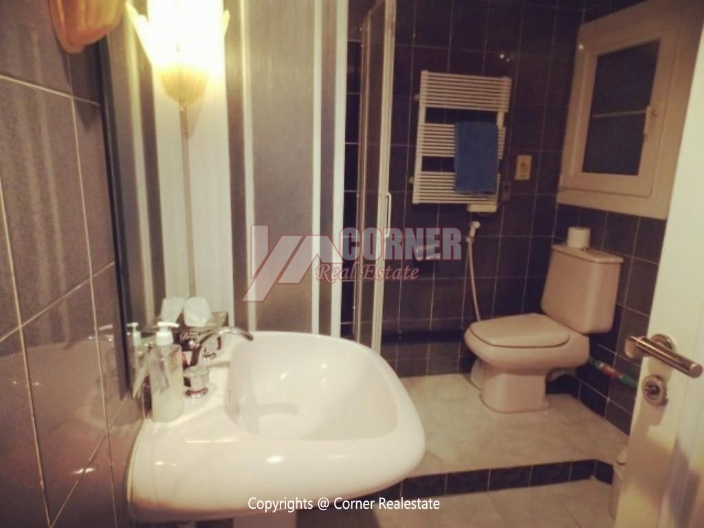 Penthouse With Swimming Pool For Rent In Maadi Sarayat,Modern Furnished,Penthouse NO #7