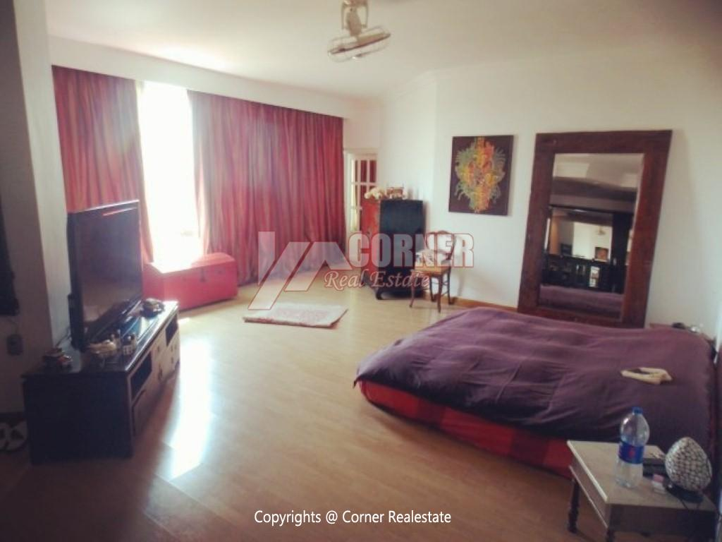 Penthouse With Swimming Pool For Rent In Maadi Sarayat,Modern Furnished,Penthouse NO #10