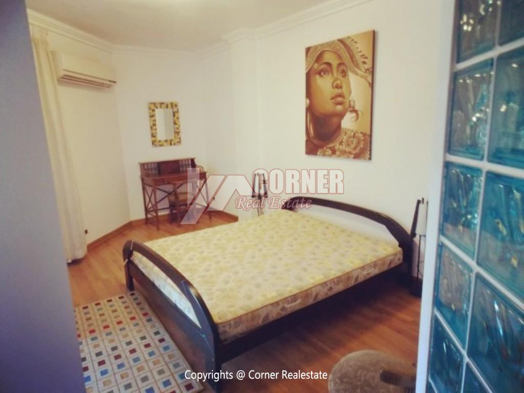 Penthouse With Swimming Pool For Rent In Maadi Sarayat,Modern Furnished,Penthouse NO #11