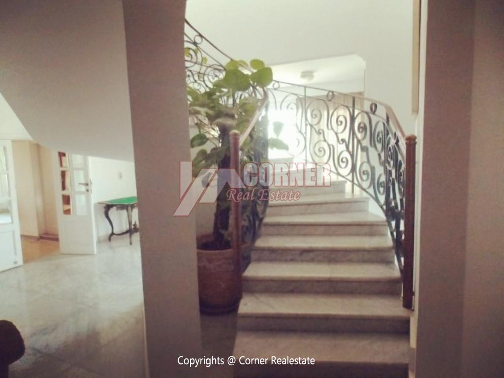 Penthouse With Swimming Pool For Rent In Maadi Sarayat,Modern Furnished,Penthouse NO #12
