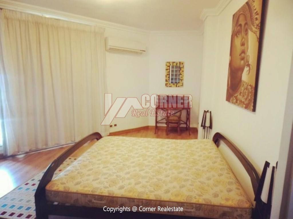 Penthouse With Swimming Pool For Rent In Maadi Sarayat,Modern Furnished,Penthouse NO #16