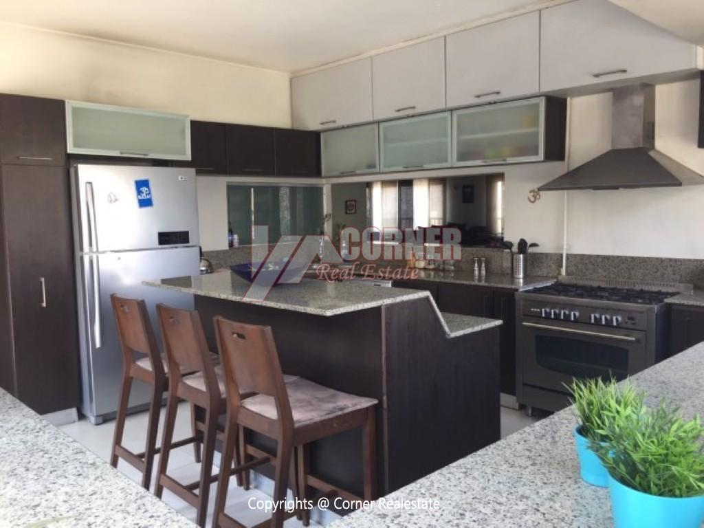 Modern Penthouse For Rent In Maadi Degla,Modern Furnished,Penthouse NO #11