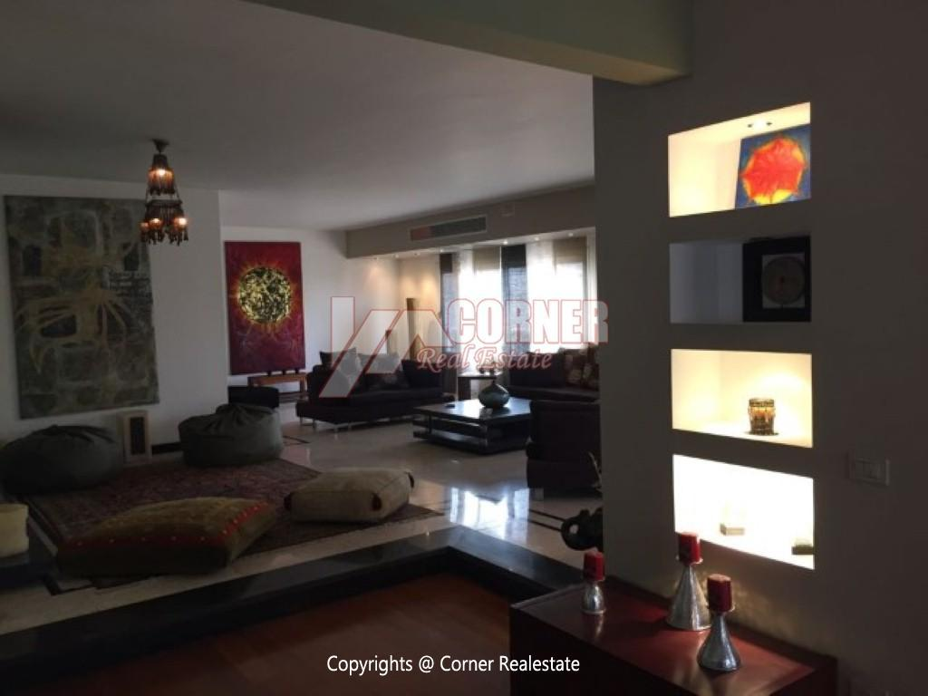 Modern Penthouse For Rent In Maadi Degla,Modern Furnished,Penthouse NO #9