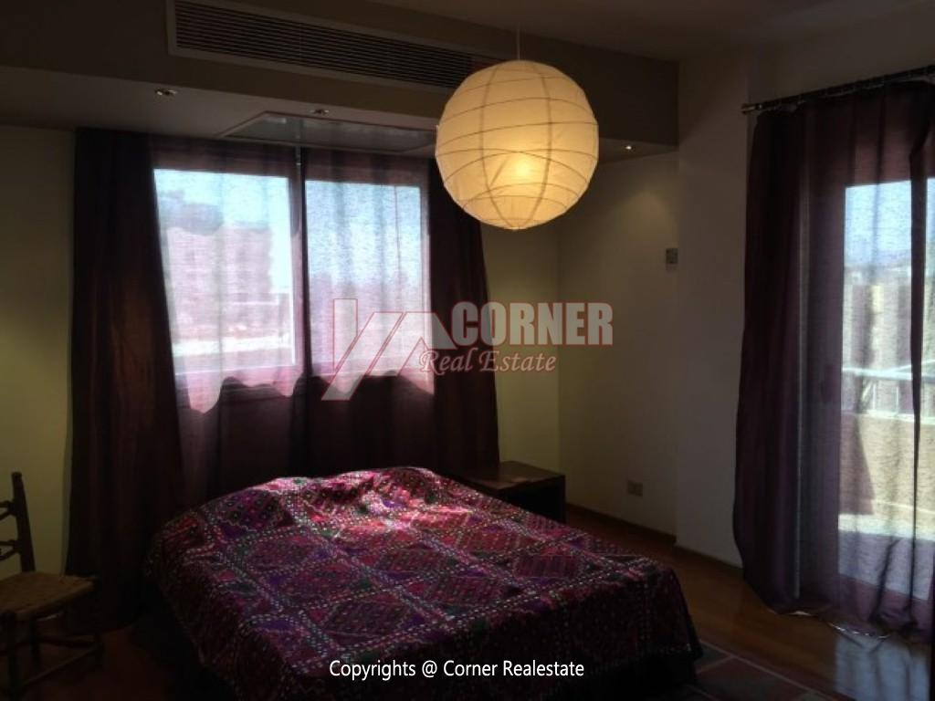 Modern Penthouse For Rent In Maadi Degla,Modern Furnished,Penthouse NO #2