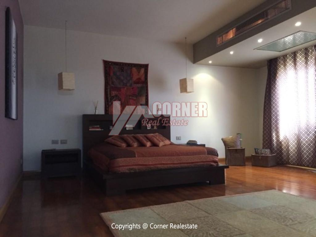 Modern Penthouse For Rent In Maadi Degla,Modern Furnished,Penthouse NO #12