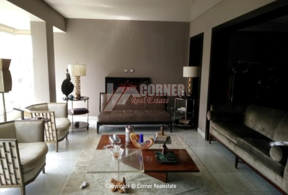 Ultra Modern Apartment For Rent In Maadi,Modern Furnished,Apartment NO #10