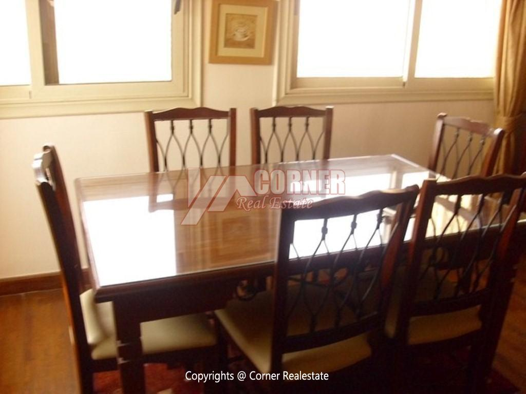 Studio With Terrace For Rent In Maadi,Modern Furnished,Studio NO #1
