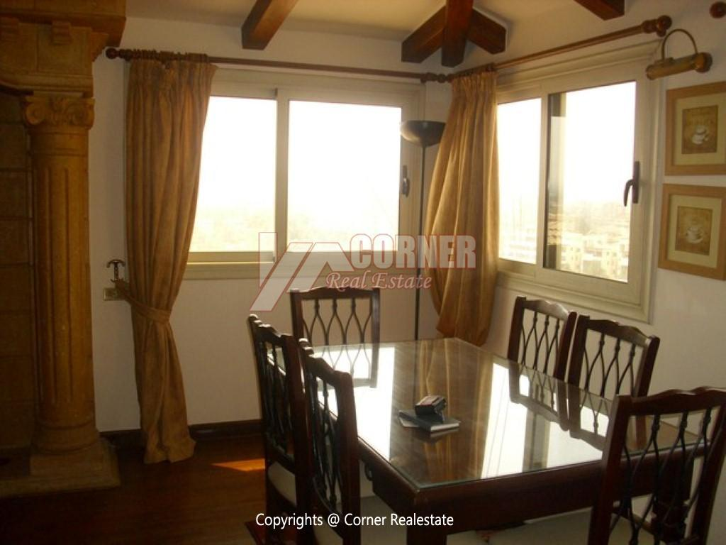 Studio With Terrace For Rent In Maadi,Modern Furnished,Studio NO #9