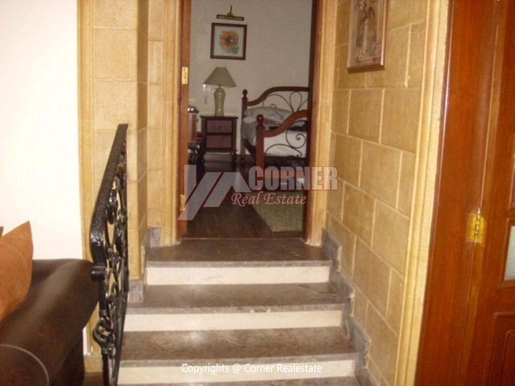 Studio With Terrace For Rent In Maadi,Modern Furnished,Studio NO #6