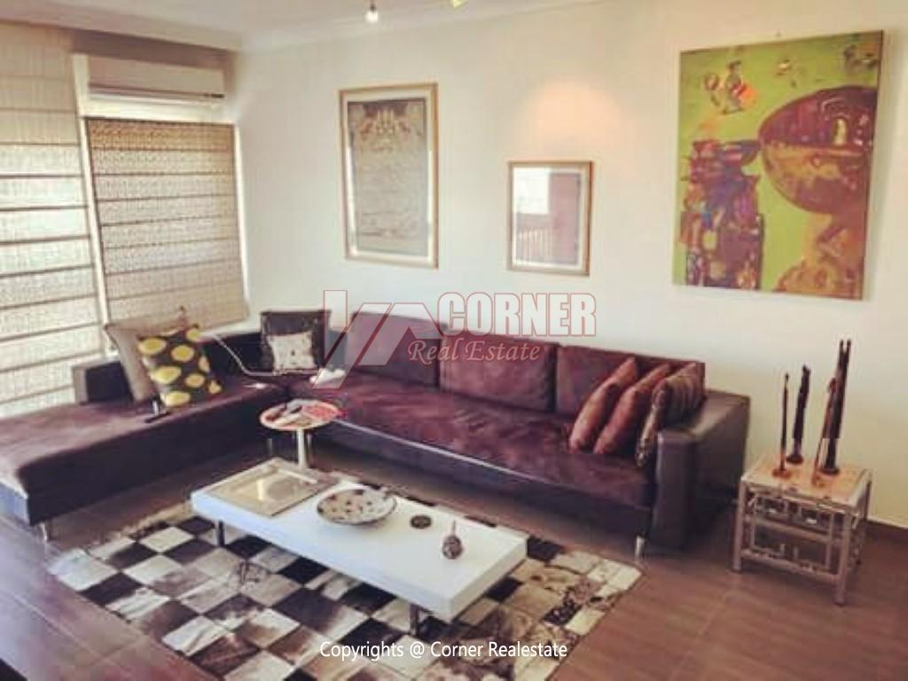Apartment For Rent In Maadi Cornish,Modern Furnished,Apartment NO #1