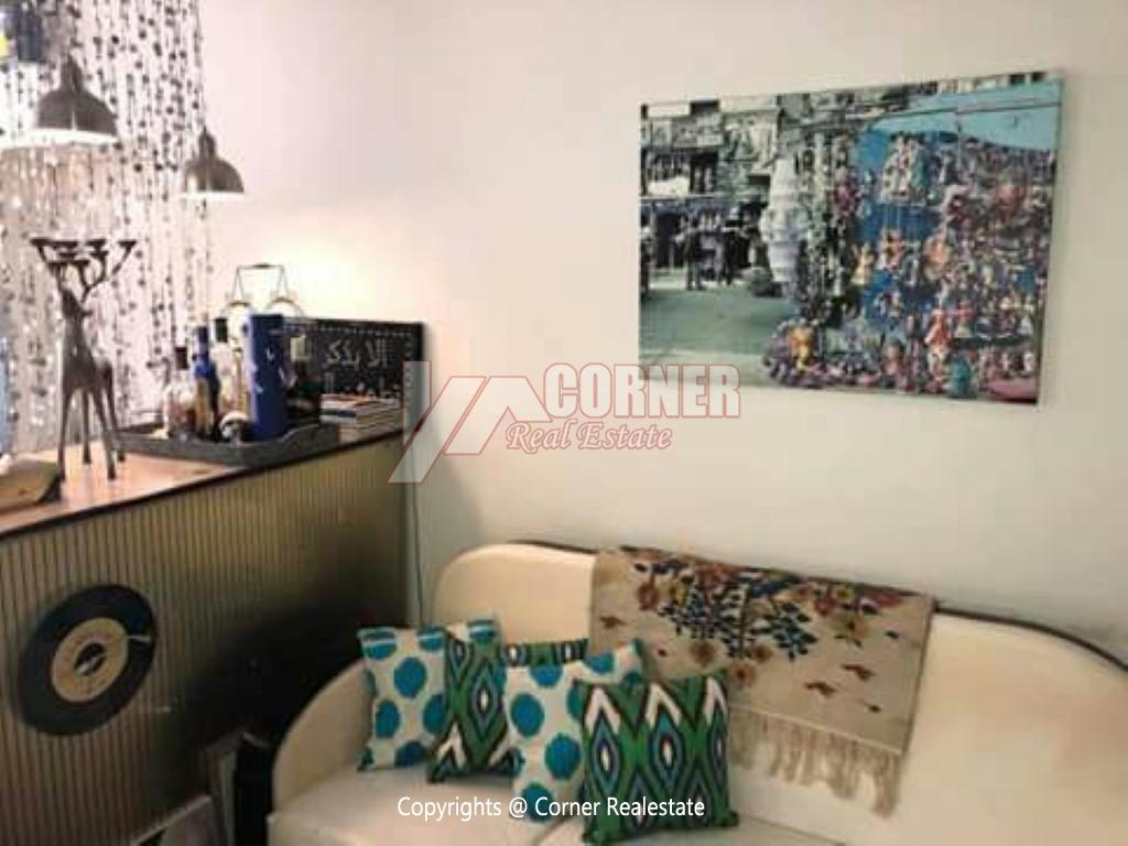 Apartment For Rent In Maadi Cornish,Modern Furnished,Apartment NO #11