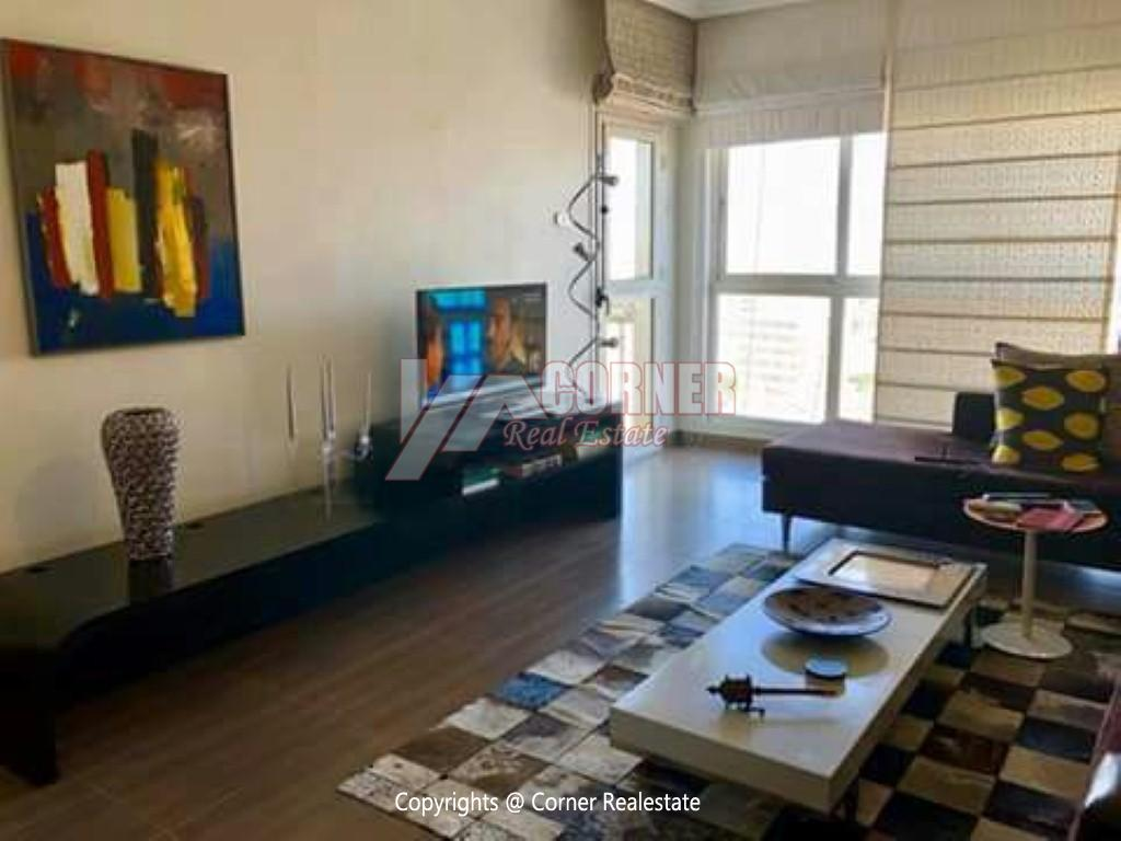 Apartment For Rent In Maadi Cornish,Modern Furnished,Apartment NO #10