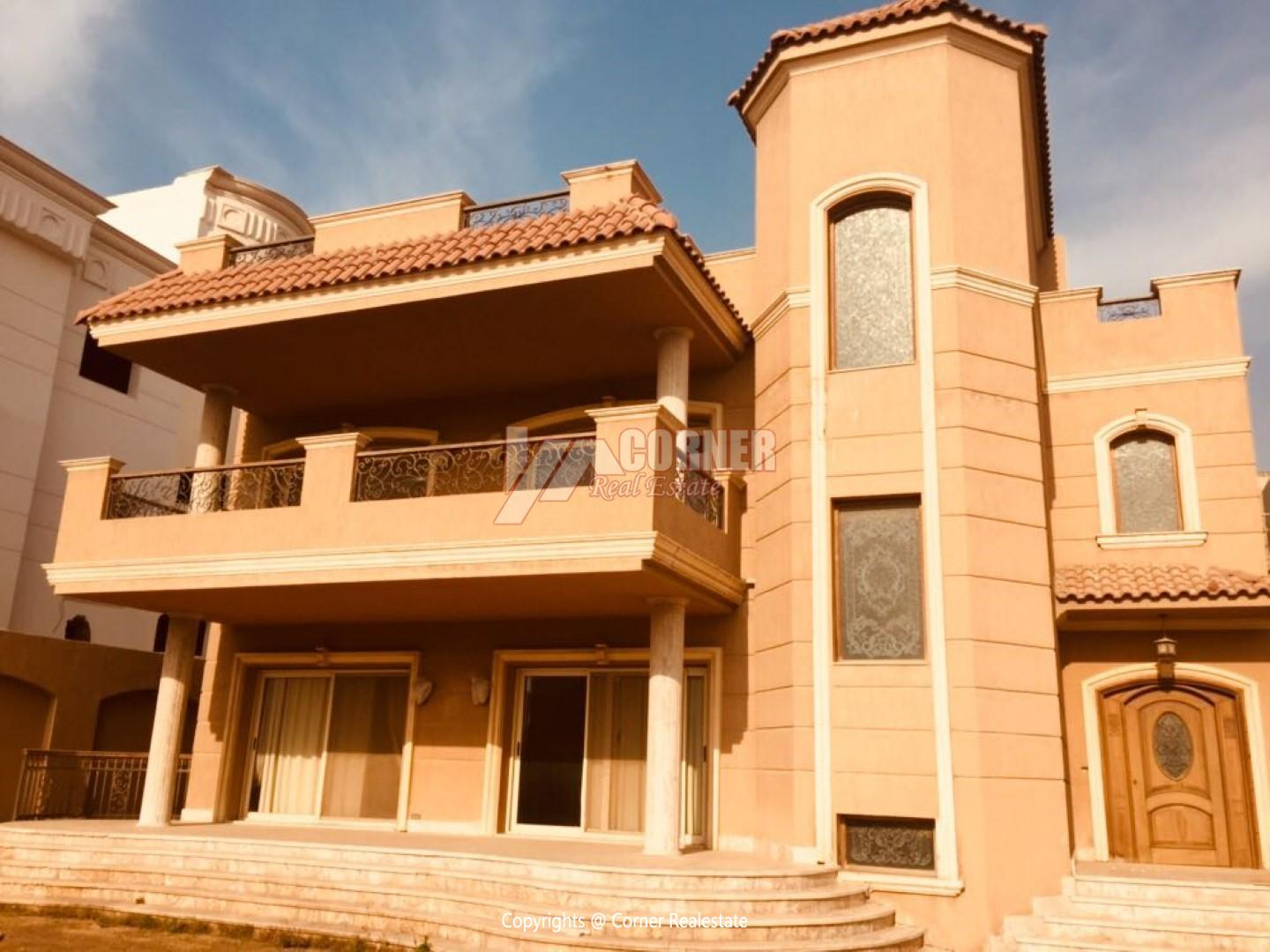 Villa For Rent In West Golf