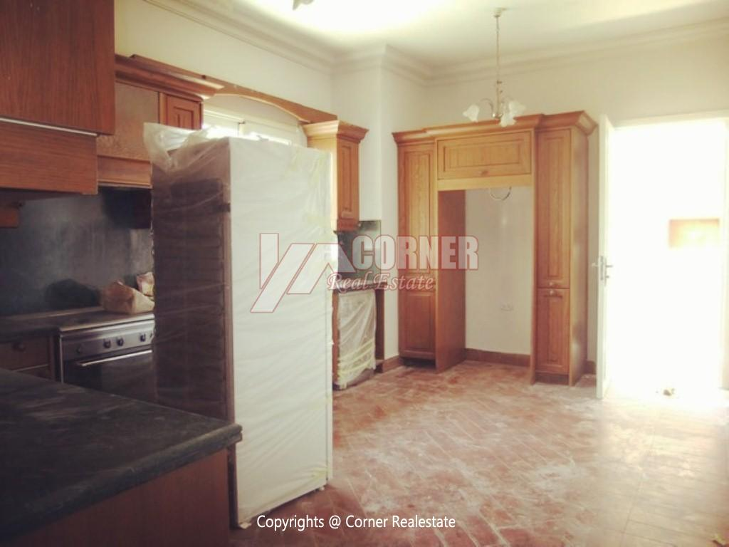 Villa With Swimming Pool For Rent In Katameya Heights,Semi furnished,Villa NO #16