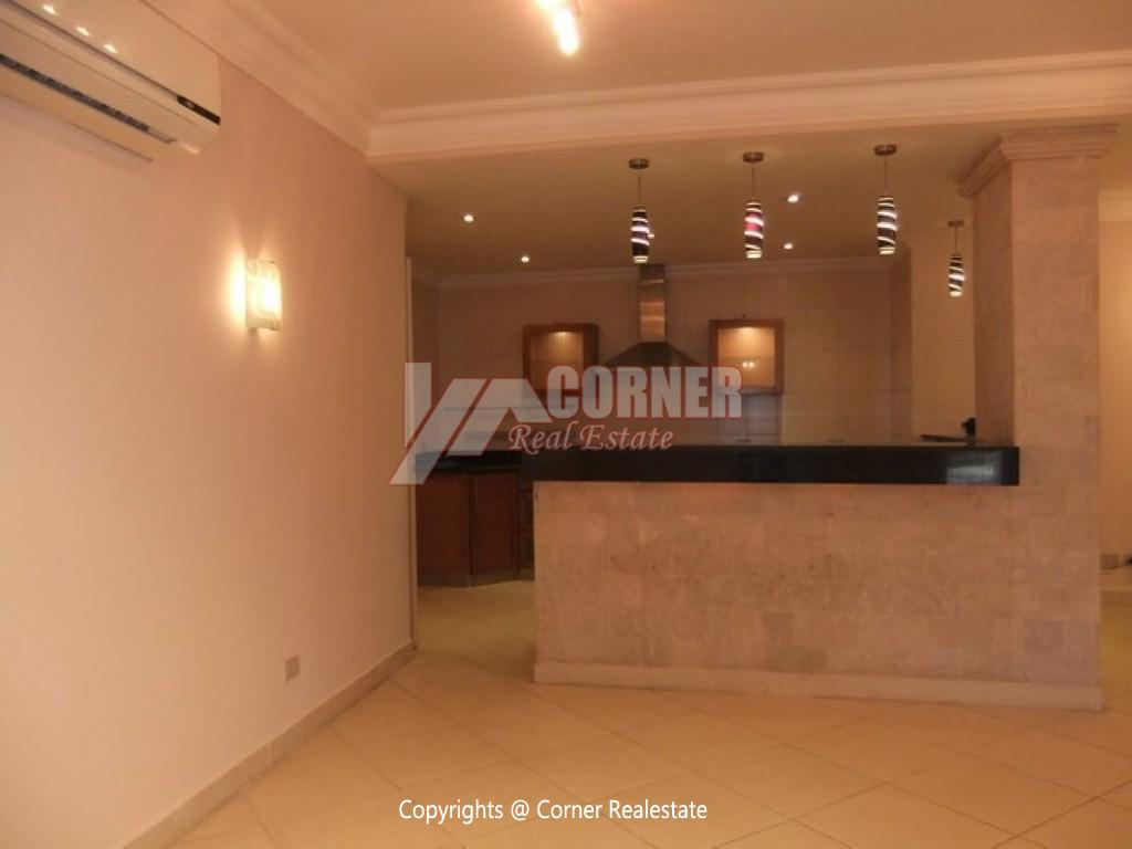 Villa With Swimming Pool For Rent In Katameya Heights,Semi furnished,Villa NO #21