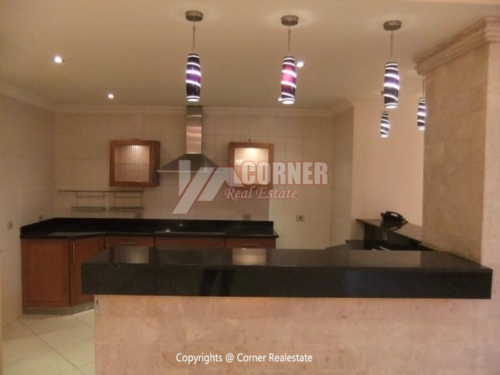 Villa With Swimming Pool For Rent In Katameya Heights,Semi furnished,Villa NO #22