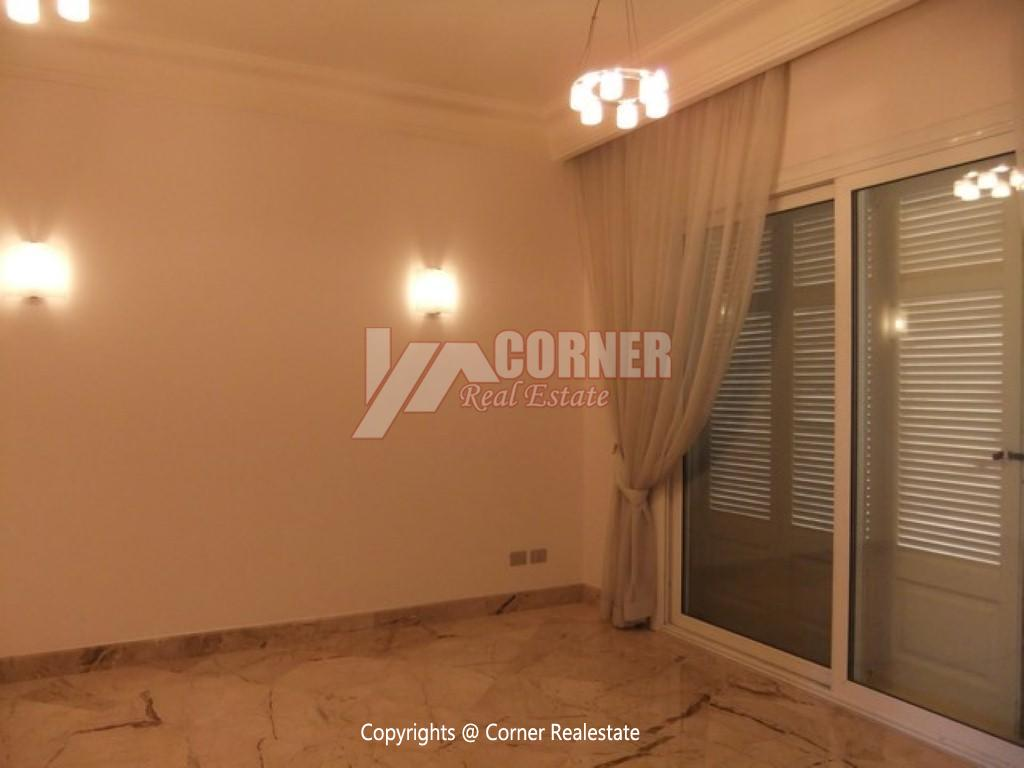 Villa With Swimming Pool For Rent In Katameya Heights,Semi furnished,Villa NO #8