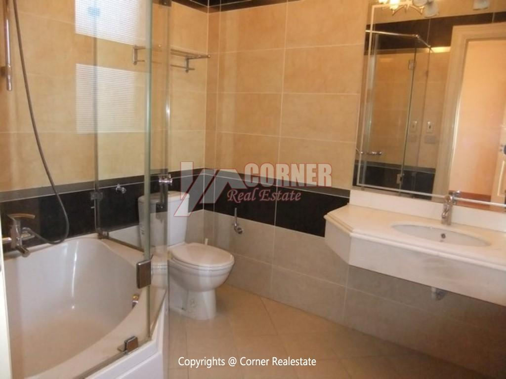 Villa With Swimming Pool For Rent In Katameya Heights,Semi furnished,Villa NO #11