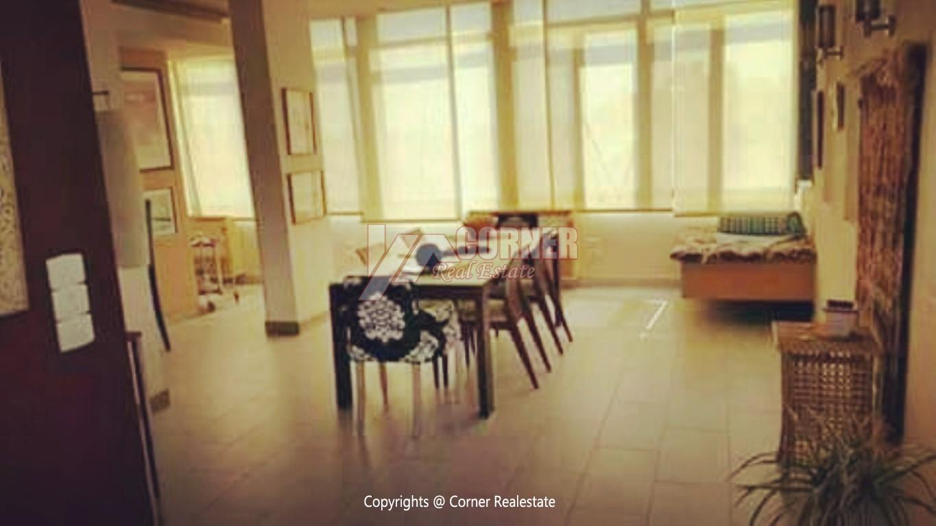 Penthouse For Rent In Maadi ,Modern Furnished,Penthouse NO #13