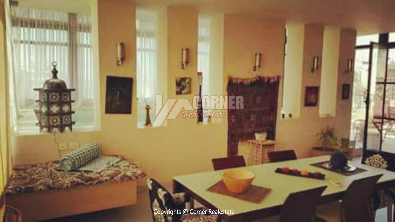 Penthouse For Rent In Maadi ,Modern Furnished,Penthouse NO #12