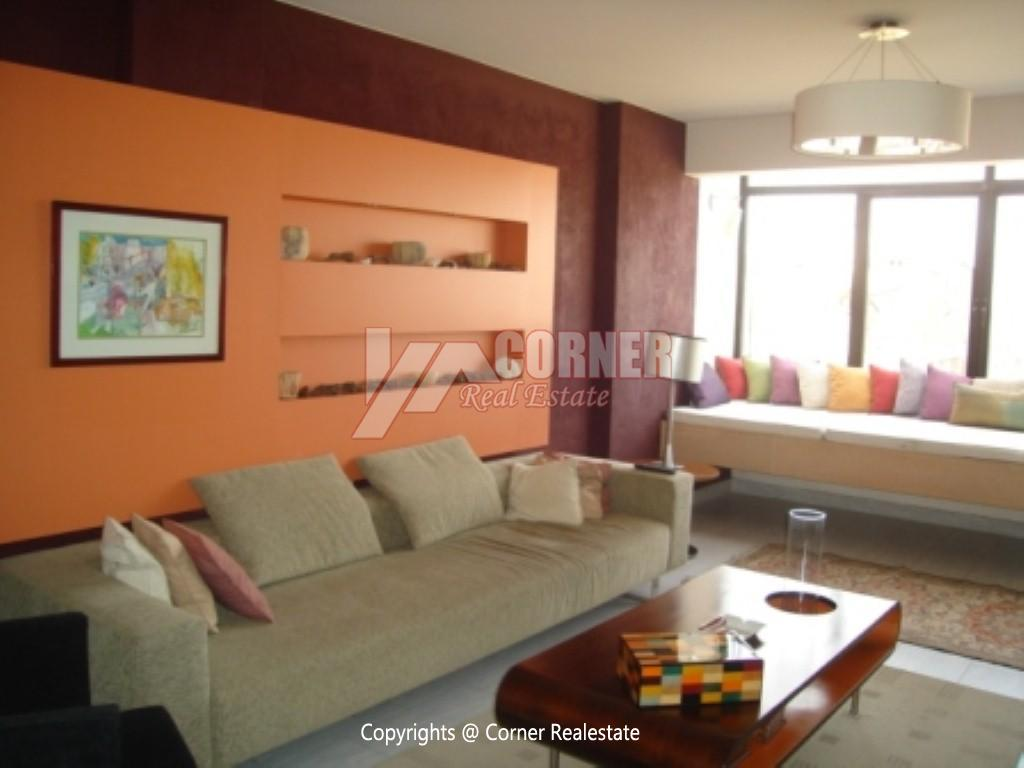 Penthouse For Rent In Maadi ,Modern Furnished,Penthouse NO #6