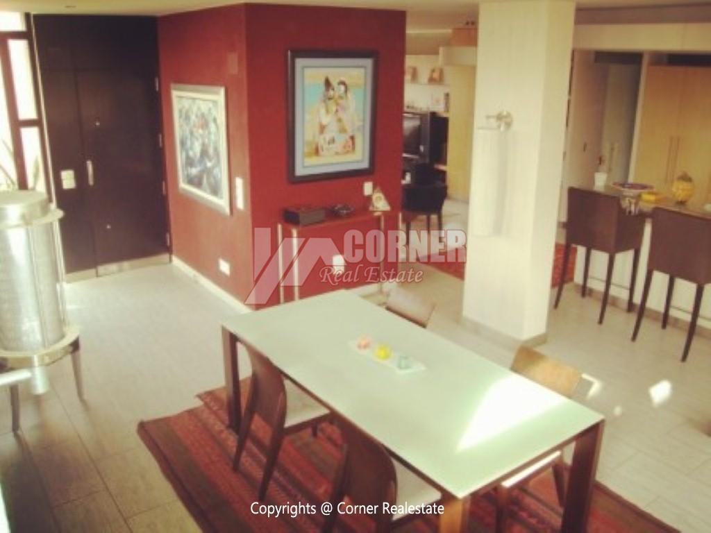 Penthouse For Rent In Maadi ,Modern Furnished,Penthouse NO #2