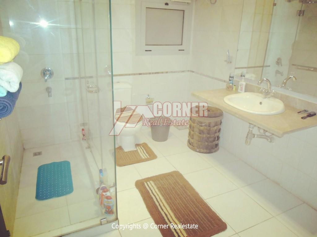 Ground Floor With Pool For Rent In Maadi,Modern Furnished,Ground Floor NO #3