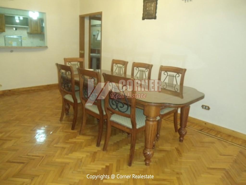 Apartment For Rent In Maadi Degla,Modern Furnished,Apartment NO #10