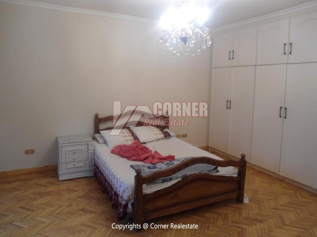 Apartment For Rent In Maadi Degla,Modern Furnished,Apartment NO #2