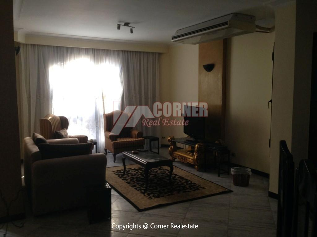 Apartment For Rent In Maadi Close to CAC,Furnished,Apartment NO #7