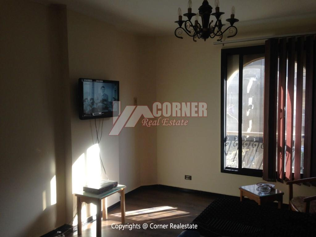 Apartment For Rent In Maadi Close to CAC,Furnished,Apartment NO #6