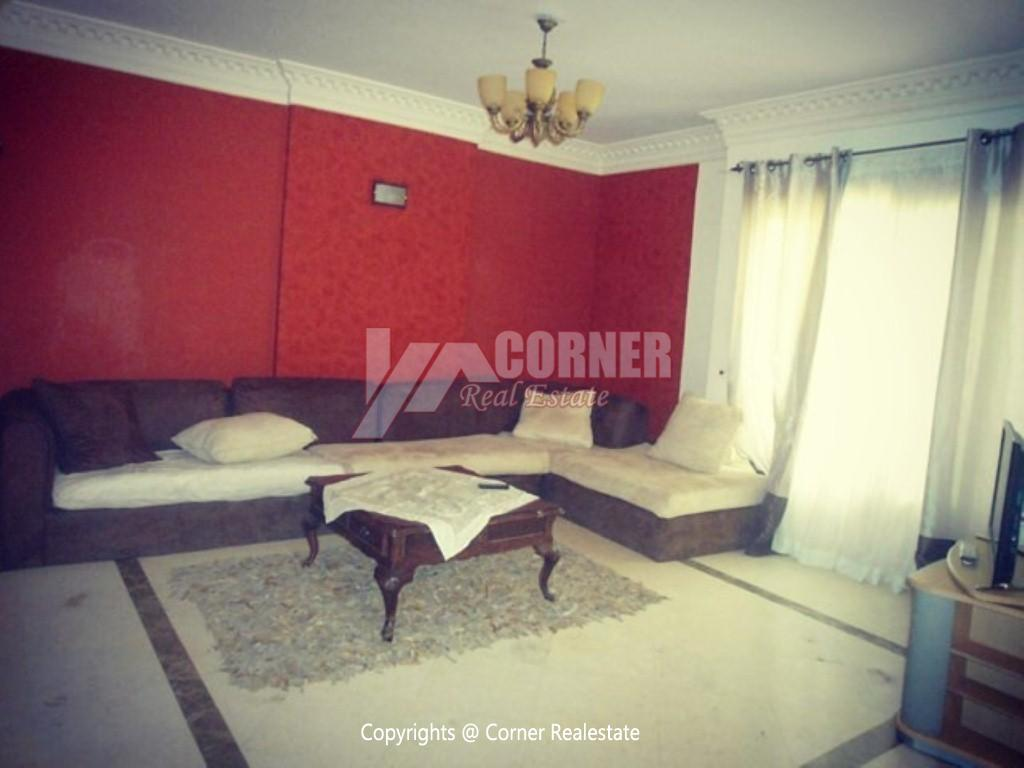 Apartment For Rent In Maadi,Modern Furnished,Apartment NO #9