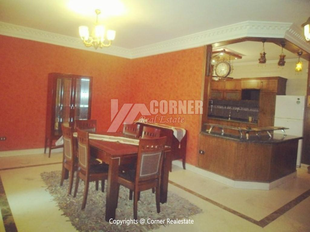 Apartment For Rent In Maadi,Modern Furnished,Apartment NO #8