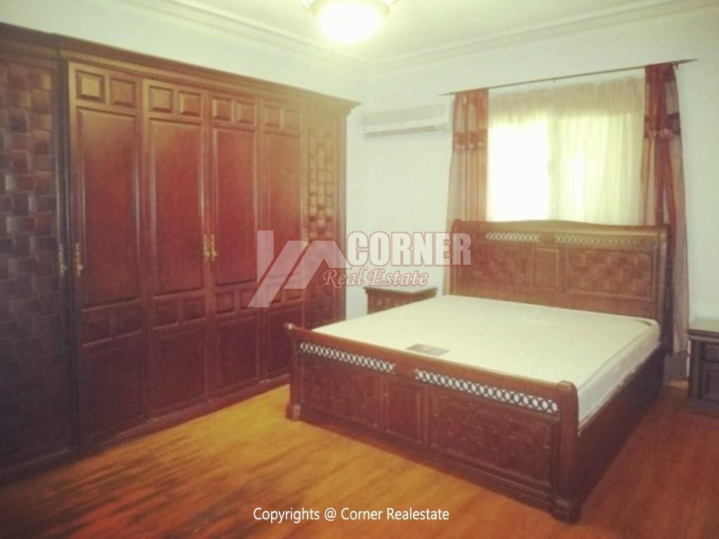 Apartment For Rent In Maadi,Modern Furnished,Apartment NO #5