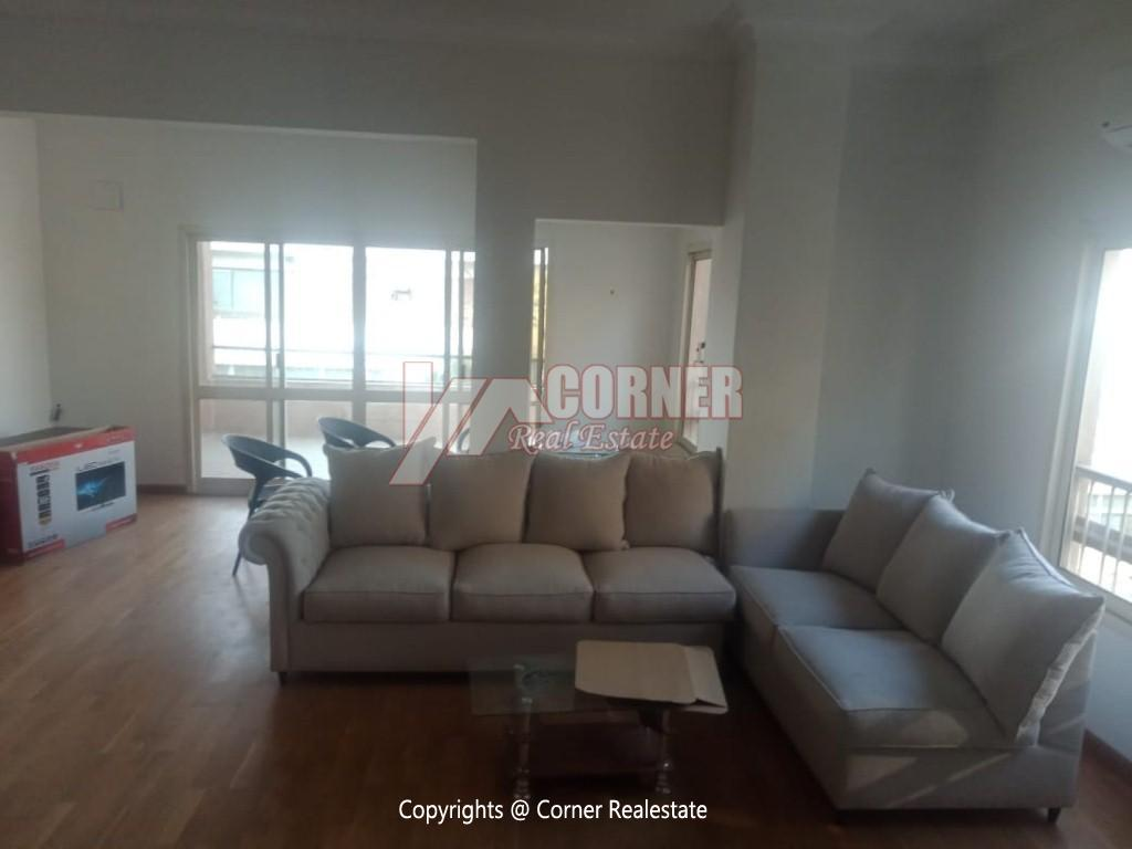 Modern Apartment For Rent In Maadi Close to CAC,Modern Furnished,Apartment NO #14