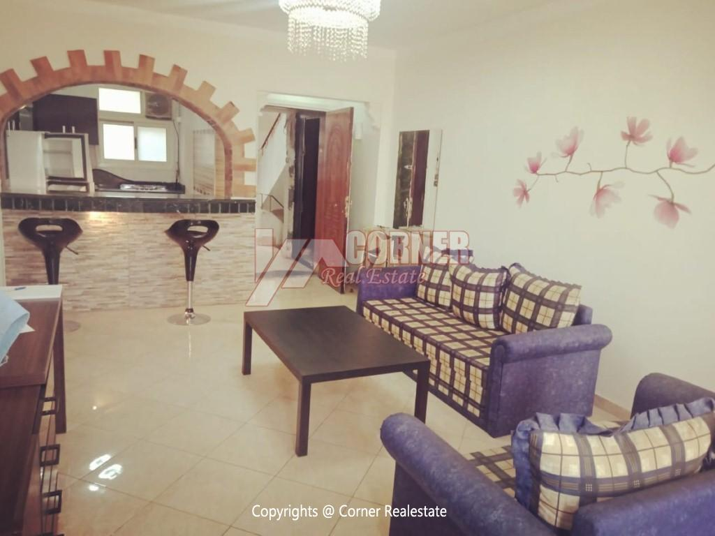 Apartment For Rent In Maadi Close to CAC