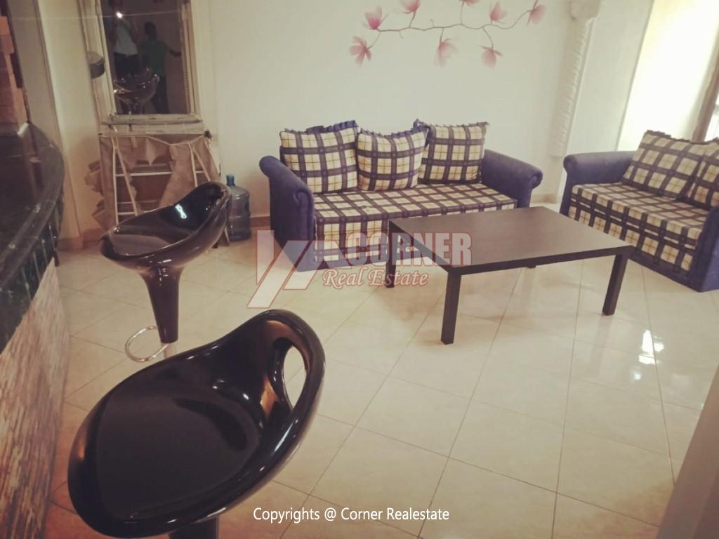 Apartment For Rent In Maadi Close to CAC,Furnished,Apartment NO #3