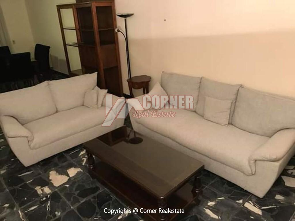 Modern Apartment For Rent In Maadi Close to CAC,Modern Furnished,Apartment NO #8