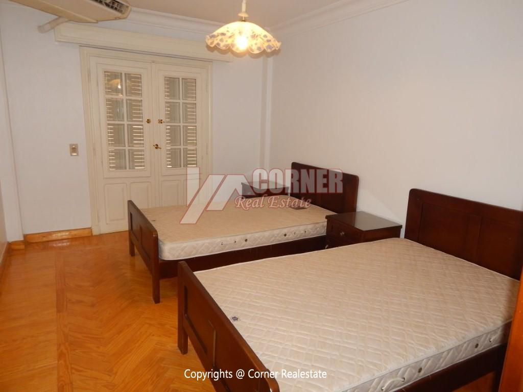 Modern Apartment For Rent In Maadi Close to CAC,Modern Furnished,Apartment NO #12