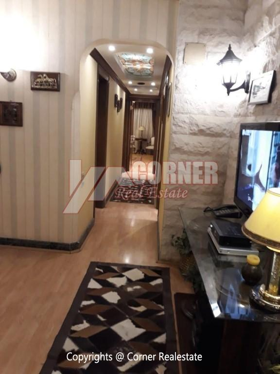 Modern Apartment For Rent In Maadi Close to CAC,Modern Furnished,Apartment NO #26