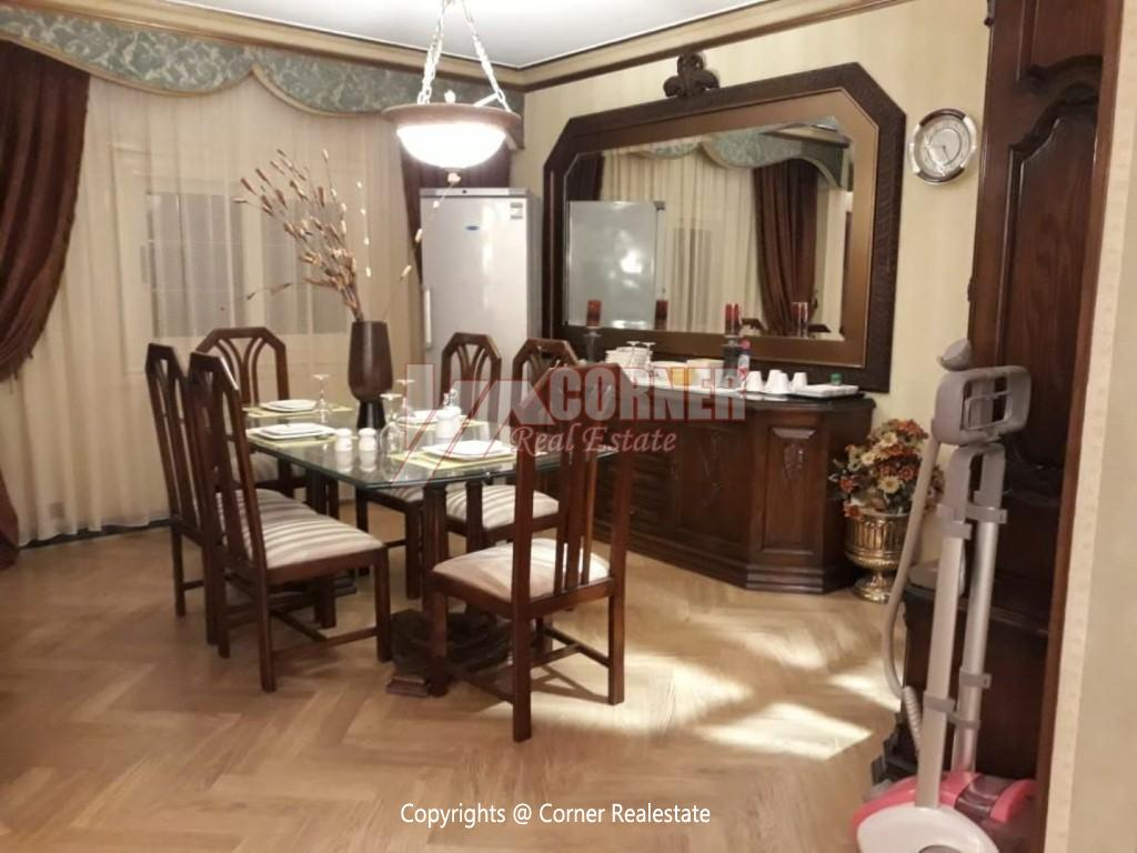 Modern Apartment For Rent In Maadi Close to CAC,Modern Furnished,Apartment NO #27
