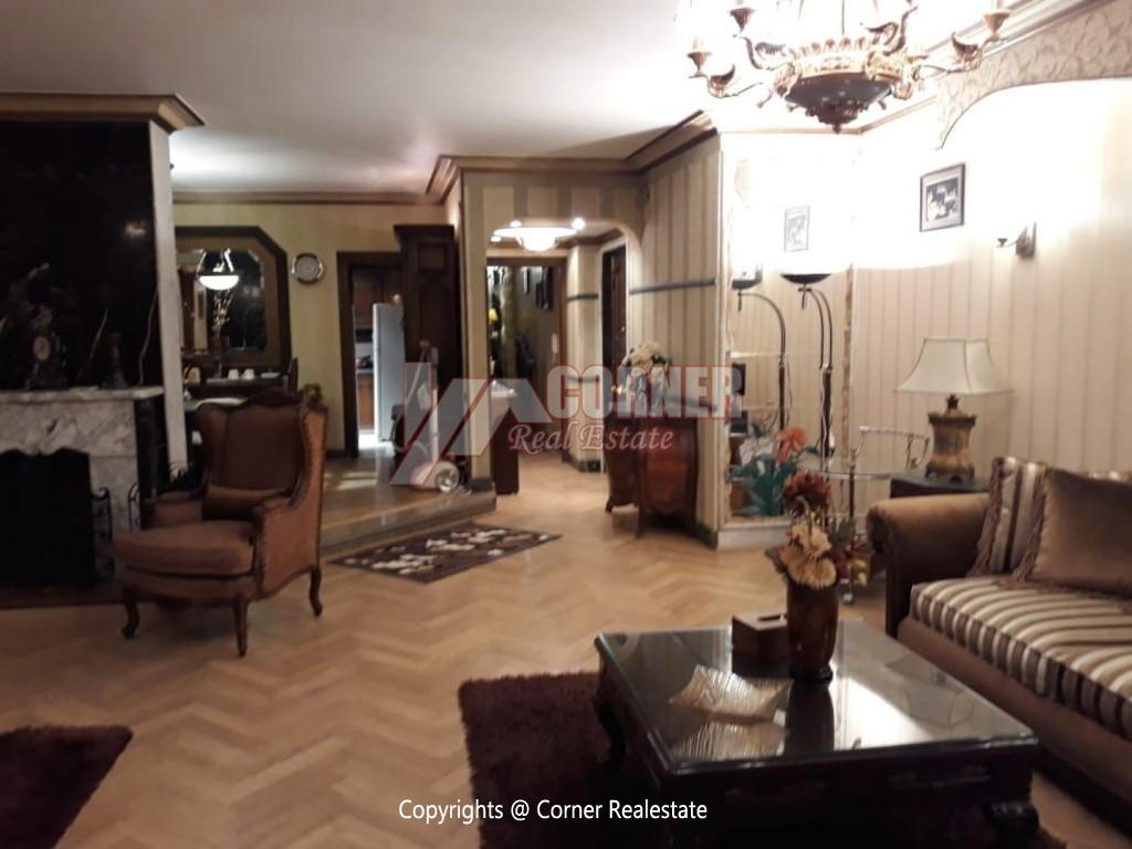 Modern Apartment For Rent In Maadi Close to CAC,Modern Furnished,Apartment NO #29